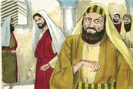 Luke 6:6-11 Heal on the Sabbath