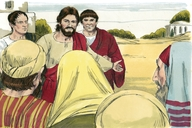 Luke 7:24-35 About John the Baptist