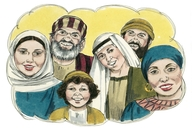 Luke 8:19-21 Jesus' Mother and Brothers