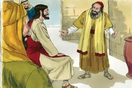 Parable of the great banquet (Luke 14:15-24)