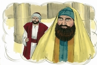 Luke 18:9-14 The Pharisee and the tax collector