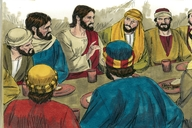 Duu/uah oo N/uu ni ka (141. The Institution of the Last Supper, Luke 22:14-23)