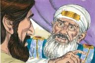 Luke 22:66-71