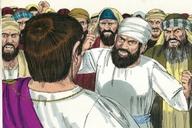 Luke 23:1-5