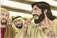 Luke 24:36-49 Jesus appears to the disciples