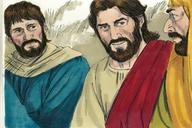 120. Religious Leaders Plan to Kill Jesus, John 11:45-53