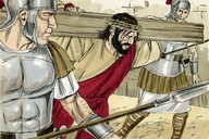 John 19:17b-27