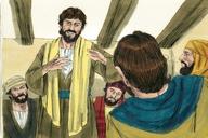 105. Jesus & The Miraculous Catch of Fish, John 21:1-14