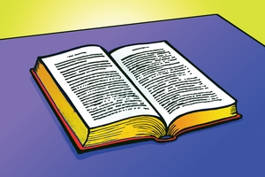 Cuadro 2 [Picture 2: The Word of God]