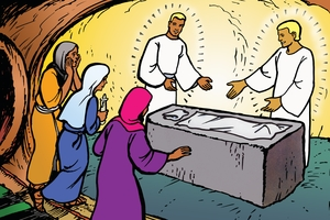 Picture 18: The Resurrection ▪ Christ Arose