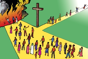 The Two Roads ▪ What is a Christian?