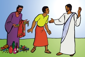 How to Walk the Jesus Way