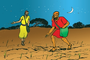 Picture 6 Evil Men Sow Weeds