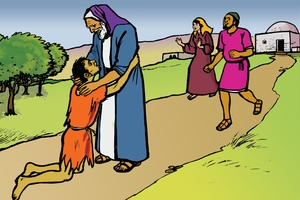 Picture 15. The Lost Son Comes Home ▪ Song 1: Prayer for Forgiveness of Various Sins