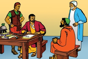 Picture 24: Paul as a Prisoner in Rome; and Song