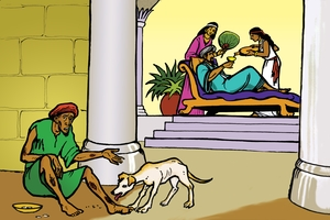 The Rich Man and Lazarus - 2