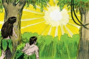The Fall of Man, Genesis 3:9-17