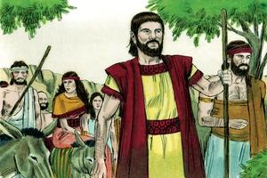 Genesis 12:1-9