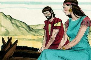 Genesis 12:10-13