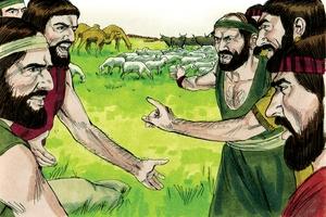 Genesis 13:1-9