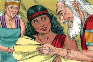 Hagar and Ishmael, Genesis 16:1-16