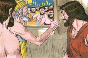 Genesis 19:1-11
