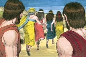 Genesis 19:12-29