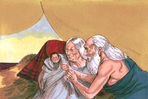 The Birth of Isaac, Genesis 21:1-21