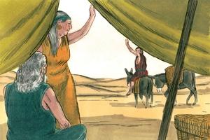 Genesis 28:1-9