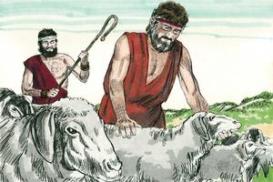 Genesis 21:22-34
