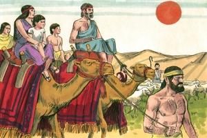 Genesis 31:1-21