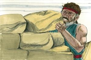 Jacob Returns to Bethel, Genesis 35:1-15