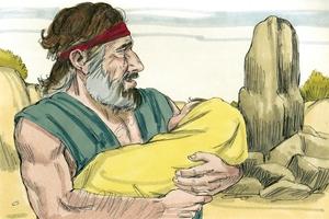 The Death of Rachel, Genesis 35:16-29