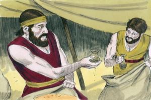 Genesis 42:29-38