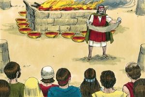 Exodus 24:3-8