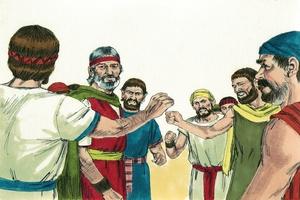 Exodus 18:1, 5-11