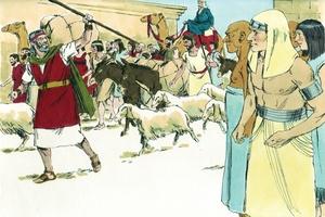 Exodus 12:31-51