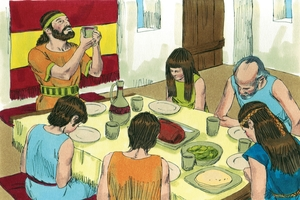 Joshua 5:10-12 & Kesimpulan