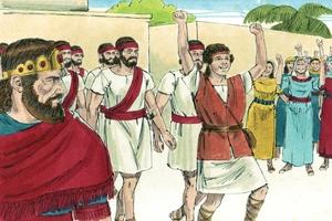 1 Samuel 18:5-9, Kesimpulan