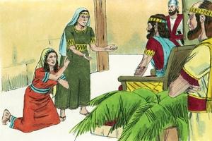 1 Kings 3:16-28