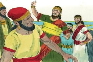 1 Kings 12:1-20
