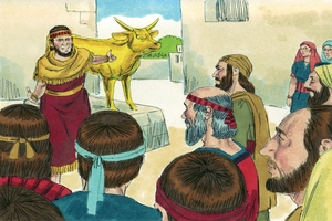 1 Kings 12:25-31 & Comments