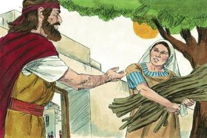 1 Kings 17:8-24
