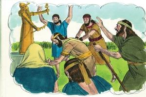 2 Kings 21:1-6, 10-18