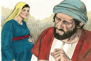 Mary Engaged to Joseph, Matthew 1:18
