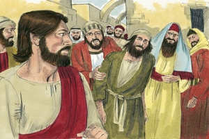 Matthew 9:18-38