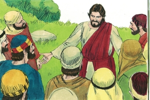 Matthew 24:30, 31; 35-39