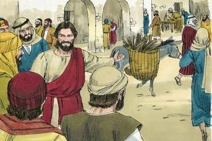 Matthew 24:44; 25:31-34