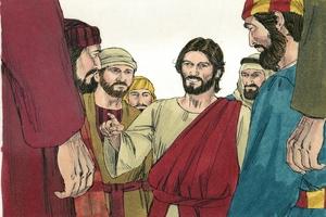 Matthew 25:14-30