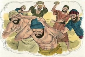 Matthew 10:32-36